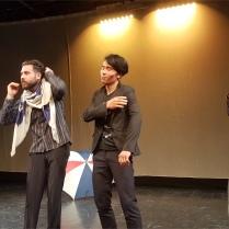 Krieg&Frieden fann to see premiere 085